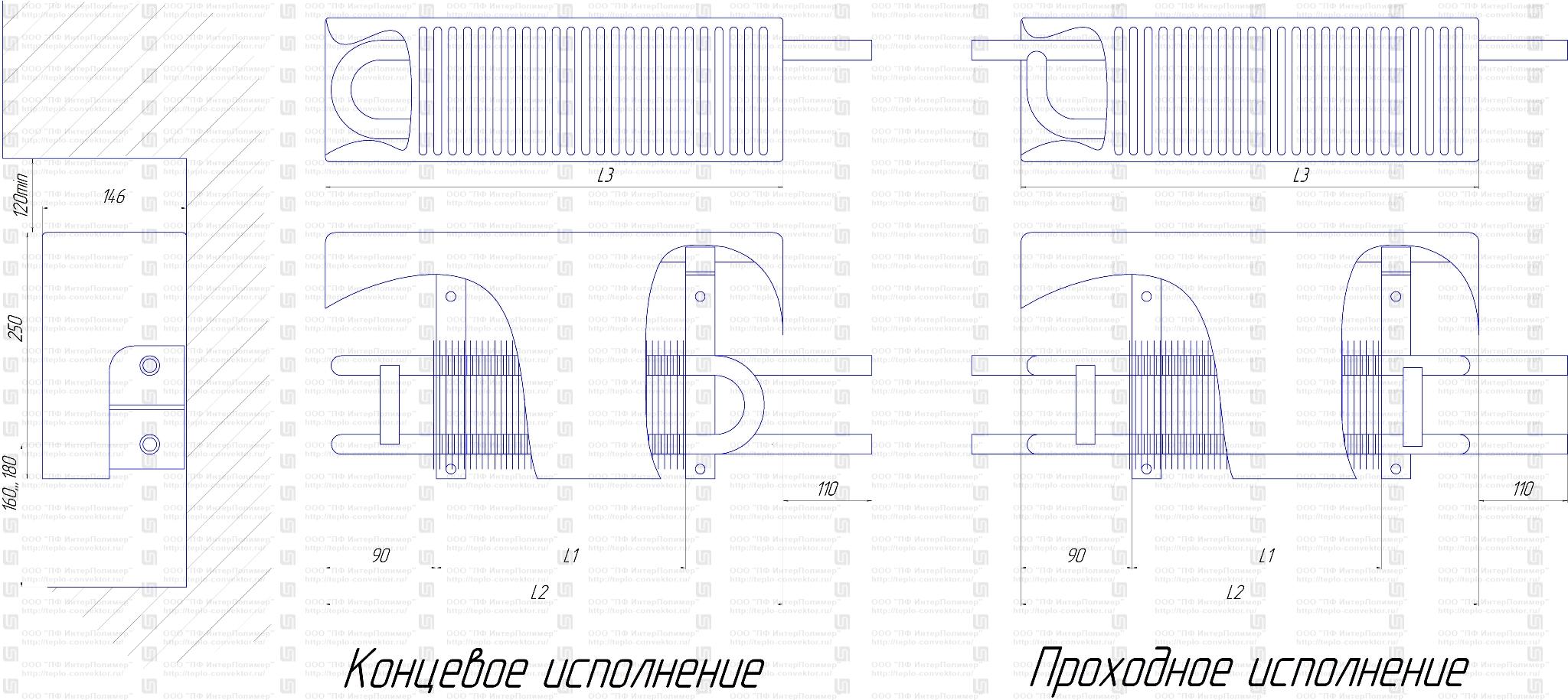 КСК-20 ТБ-С-Мини чертеж